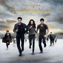 Cd Twilight Crepúsculo Amanhecer Pt 2 = Trilha Score [eua]