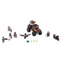 Lego Marvel  76050  Pronta Entrega Promoção Termina Em 24hrs