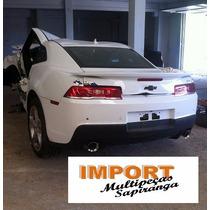 Sucata Chevrolet Camaro Import Multipeças