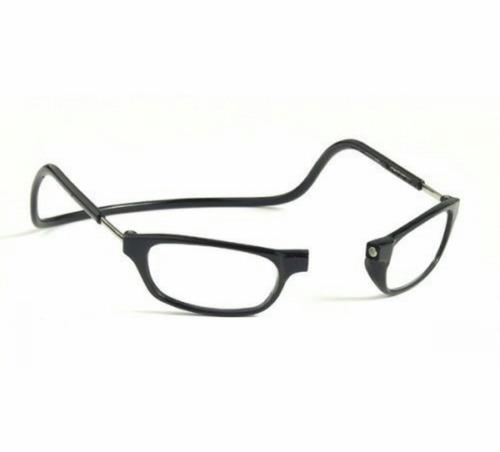 861ddf1d46c42 2 Pç Armação Óculos Perto Leitura 1,75 Lentes Podem Trocar