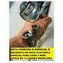 Adaptador Mangueira Monocomando (flexível) Americano X 1/2