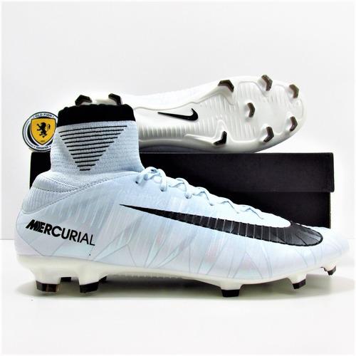 Chuteira Campo Nike Mercurial Veloce Fg Original. R  599 086cd5706f56f