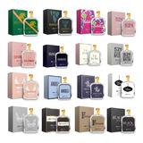 Perfume De 100ml + O Mesmo De 15ml - Escolha A Fragrância