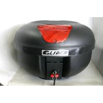Bau Bauleto 35 Litros Moto Glider Removivel Instale + Brinde