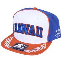 Boné Snapback Starter Hawaii Aba Reta