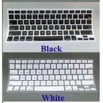 Protetor De Teclado Macbook Pro, Air, Retina, White 13