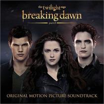 Cd Twilight Crepúsculo Amanhecer Pt 2 = Trilha Ost [eua]