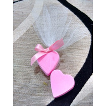 Coração - Sabonete Artesanal - 30 Unidades