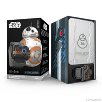 Robo Bb8 Sphero Star Wars Special Edition + Force Band Bb-8