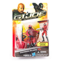 Gi Joe Retaliation Crimson Guard 2013 - Brinquetoys