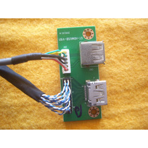 Placa Hdmi Usb Lateral Tv Lcd Cce Stile D46
