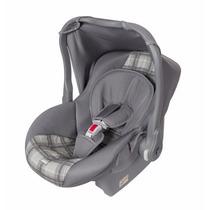 Bebe Conforto/cinza/cadeirinha Bebe/0 A 13kg/tutti Baby