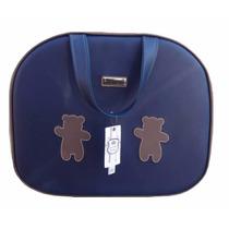 Mala Maternidade Gade Baby Bolsa Viagem Urso Azul Marinho