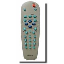 Controle Remoto Receptor Tv Digital Philips Dsx1000/78 10pçs
