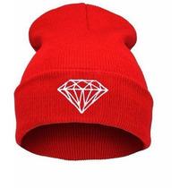 Touca Gorro Beanie Diamond Zac Justin Beckham Hip Hop Ny Dc