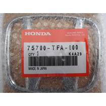Emblema Da Grade Honda New Fit 2009/2010/2011 Original Co
