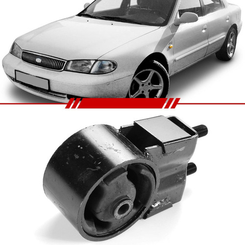 Coxim Do Motor Externo Mecânico Kia Clarus 2000 A 1997