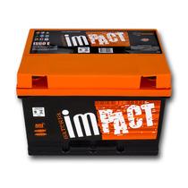 Bateria Para Som Automotivo Impact Is60 60 A/h Polo + Esq.