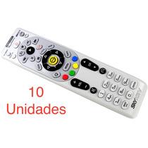 Controle Remoto Sky Hdtv Hd Original 10 Unidades