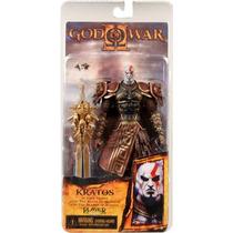 Figure Action Boneco Articulado Kratos Ares Armor God Of War