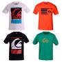 Kit 10 Camisa Camiseta Algodão Masculina Estampada Atacado
