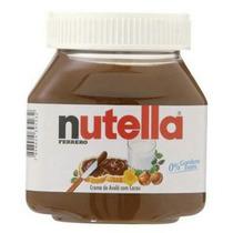 Nutella 140g, Creme De Avelã Com Cacau, Chocolate Ferrero