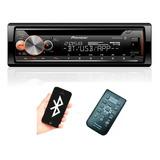 Cd Player Pioneer Deh-x5000br Usb Spotify Bluetooth Novo