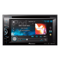 Dvd Pioneer Avh X1550dvd Mixtrax Touch Mp3 Sem Chicote A4549