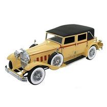 Mini Packard Le Baron 1930 Tipo Cadillac 1:18 Charlestown
