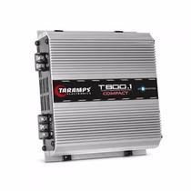 Modulo Amplificador Taramps T800.1 Compact 1 Canal 800wrms