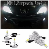 Kit Iluminação Automotiva Lâmpada Led H7 6000k