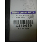 Fader Motorizado Novo Para Mesa 01v96 Zx419000 Yamaha
