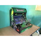 Fliperama Bartop Tela 19 + 64 Gb 15000 Jogos - Mr.fliperamas