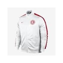 Blusa Jaqueta Nike Internacional Branca Colorado Casaco