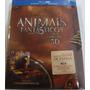 Blu-ray 3d + Blu-ray : Animais Fantásticos E Onde Habitam