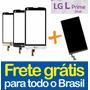 Kit Tela Touch + Display Lcd Lg L Prime Dual D337 + Garantia