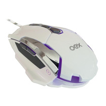 Mouse Gamer Oex Robotic Ms308 7 Botões, 4000dpi