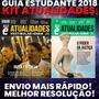 Kit Revista Atualidades 2018 Guia Estudante Original Inédito