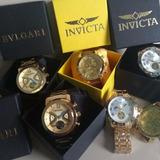 b65c6532840 Kit C 8 Relógios Masculinos Barato Revender Atacado +caixa