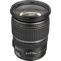 Lente Canon Ef-s 17-55mm F/2.8 Is Usm + Caneta De Limpeza