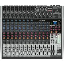 Mesa De Som Behringer Xenyx X2222usb Mixer Analogico