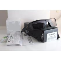 80746ed95 Óculos De Sol Oakley Gascan 03-473 Preto Fosco Original à venda em ...