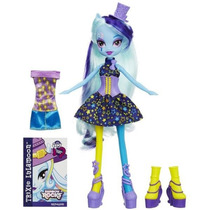 Boneca Trixie Lulamoon My Little Pony Equestria Girls Hasbro