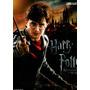 Álbum De Figurinhas Harry Potter E As Relíquias Da Morte 1