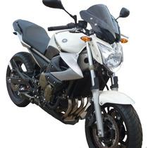 Bolha Parabrisa Yamaha Xj6 Motos Naked Kawasaki Honda