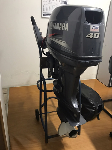 MOTOR YAMAHA 40 HP - NOVÍSSIMO