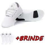 Tenis adidas Hu Pharrell Williams Branco Original Promoção