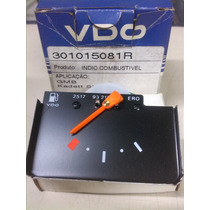 Marcador Combustivel Kadett 94 Sl/gl Vdo V301015081