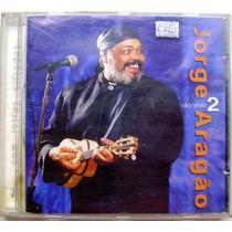Cd - Jorge Aragão - Ao Vivo 2