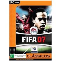 Game - Pc Dvd Jogo Fifa Soccer 07 - Futebol - Ea Sports